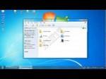 Convert Windows Xp in Windows 7 themes glass