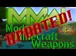 ( Updated ) Modern Minecraft Weapons 1.8.1 Mod Review & Tutorial ( V6 )