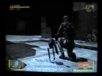 """Metal Gear Solid 4 PS3 on 24"""" Samsung T240HD PC Monitor"""