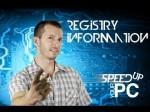 Fix Your Slow PC – Registry Info