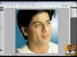 How to Smooth Skin in Adobe Photoshop CS3 in Urdu and Hindi