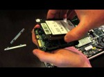 How to Install a solid state drive (SSD) in an ASUS Zenbook UX32VD-DB71