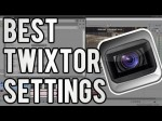Sony Vegas Tutorial – Best Twixtor Settings (Smoothest Slow Motion)