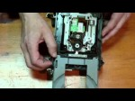 XBOX 360 HowTo Repair: DVD Disc Drive: Open Tray Error