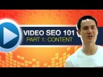 How To Do Video SEO Pt 1: Content – YouTube Marketing Challenge