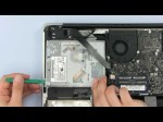 "How to Replace the Optical Drive in a mid-2010 MacBook Pro 15"" with a hard drive."