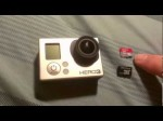 GoPro Hero 3 Black Edition PNY Memory Problem