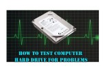 How to Test Computer Hard Drive For Problems by Britec