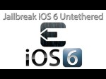 How to Jailbreak iOS 6.1.2/6.1.1/6.1/6.0.2/6.0.1/6.0 Using Evasi0n (Untethered)