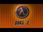 Half Life Source – Part 2 – Crowbar and glock get