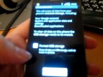 Galaxy s2 (II) – can't go online / unable to connect to network