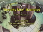 Security Now Illustrated, Episode 388A: Memory-Hard Problems by AskMisterWizard