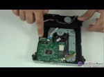 XBOX360 (PHAT) Liteon DVD Drive Replacement Tutorial FULL HD