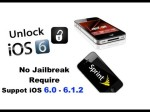 How To Unlock iPhone 4s on Verizon or Sprint in iOS 6.0 / 6.0.1/ 6.1 /6.1.1 / 6.1.2 (CDMA)