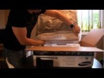S27A950D Unboxing Samsung SyncMaster SA950 3D Monitor