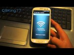 Free Wifi Tether/Hotspot for the Samsung Galaxy S III on Jelly Bean