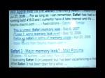 Apple must fix the Safari memory leak problem
