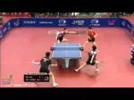 Zhang Jike/Seo Hyundeok vs Ma Long/Lee Jung Woo (Korea Open 2013) Final