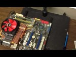 Asus Desktop Motherboard Repair video with reflow and USB issue fixed.