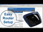 How to Install Your Linksys Wireless Router  – How to setup a linksys wireless router
