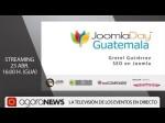 'SEO en Joomla' por Gretel Gutiérrez, en Joomla Day Guatemala