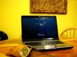 How to fix the HP Pavilion dv6000 / dv9000 black / blank screen problem