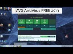 How to install AVG – Virus Removal- Free Antivirus Protection 2014