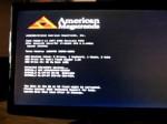 Asus motherboard P8Z68-V LX bios problem