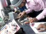 laptop repairing Institute in delhi india (Shorting Problem) Contact#8010708080