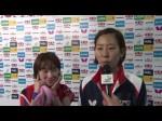 #TTokyo2014 Interview – Seo Hyowon & Yang Haeun