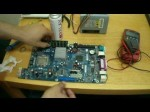 motherboard repair. No display. Dead. PC Laptop mother board repair. Urdu