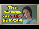 SEO in 2014 – What Google Won't Say