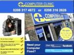 laptop repair in greenwich – computer clinic – no fix no fee