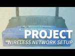 Wireless Network Setup – Project – SWS Computers