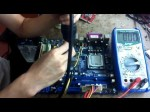 Repair motherboard PC no display – Foxconn 945 không boot [HLC]