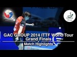 2014 World Tour Grand Finals Highlights: SEO Hyowon vs YU Mengyu (1/2 FINAL)