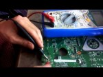 Repair motherboard laptop dell no power – Sửa laptop dell chập nguồn [HLC]