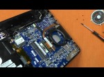Sony Vaio Cleaning Fan Laptop Repair Zerlegen E Series svE15xxxx