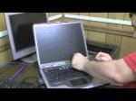 Laptop Repair: Testing an Inverter and Screen Compaq Laptop